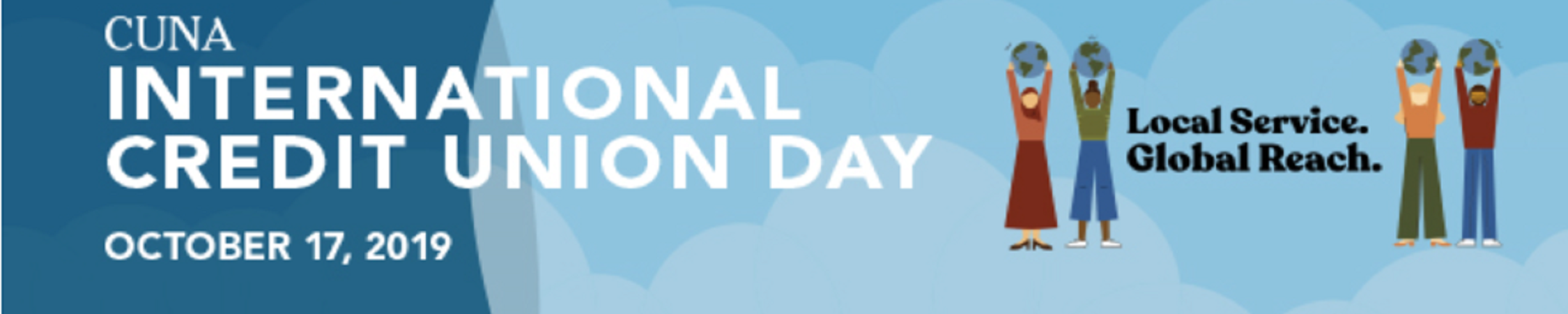 CUNA International Credit Union Day Banner